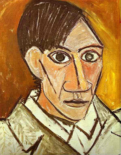 picasso_self-portrait